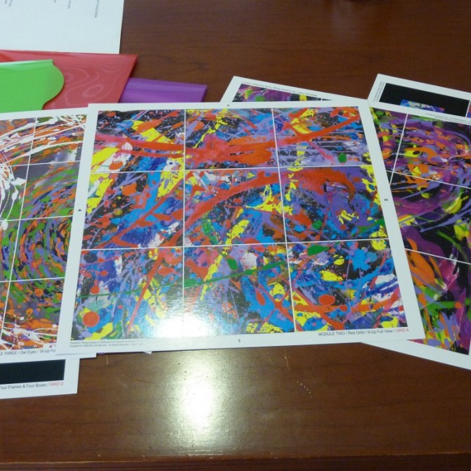 Seven More Days of Early Bird Registration for PuzzleArt Therapy Training!