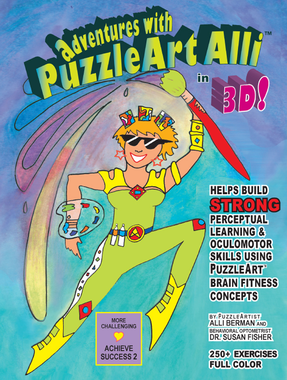 Book Cover Art Activity ~ Memory archives puzzleart™ therapy
