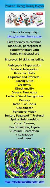 PuzzelArt Therapy Trainings Brain Fitness