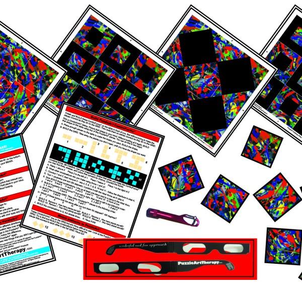 PACG3P - Challenge Grid 3x3 - Red Orbit
