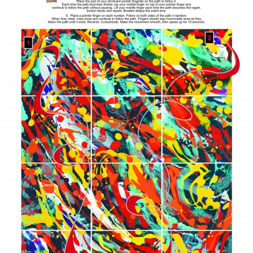 PASB2S.19 - PuzzleArt Skill Builders (28) Master 11 X 17 AB 2015