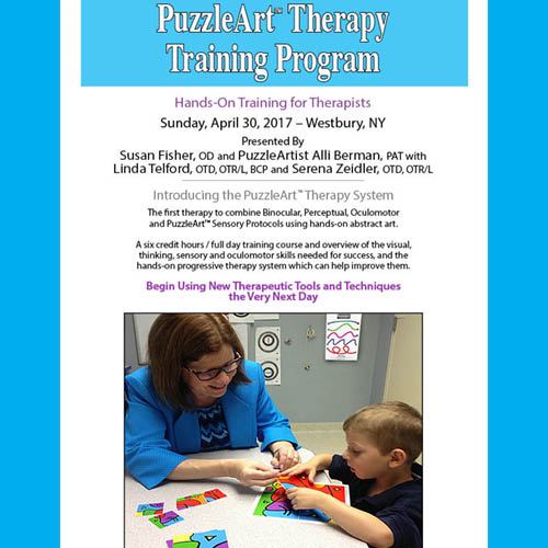PuzzleArt Therapy Training Program