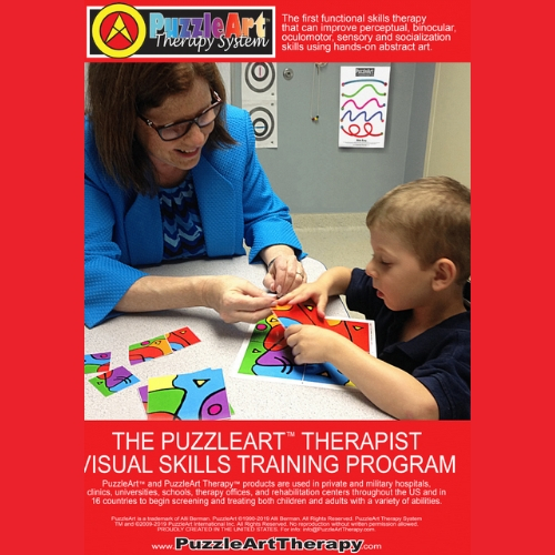 PuzzleArt Therapy Training Products